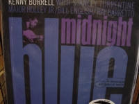 """Kenny Burrell, Midnite Blue"" - Product Image"