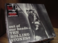 """The Rolling Stones, Out of Our Heads - First Edition U.K. Version"" - Product Image"