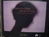 """Bill Evans, Waltz For Debby - 180 Gram - SOLD OUT"" - Product Image"