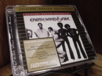 """Earth Wind & Fire, That's The Way Of The World - MFSL Factory Sealed SACD"" - Product Image"