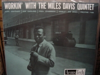 """Miles Davis, Workin'"" - Product Image"