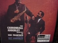 """Cannonball Adderly, Quintet In San Francisco"" - Product Image"
