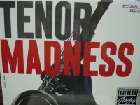 """Sonny Rollins, Tenor Madness"" - Product Image"