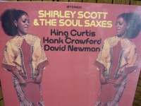 """Shirley Scott & The Soul Saxes, King Curtis/Hank Crawford/David Newman"" - Product Image"
