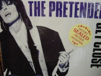 """The Pretenders, Get Close"" - Product Image"