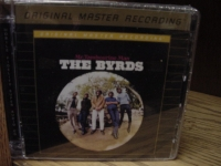"""The Byrds, Mr.  Tambourine Man SACD - Factory Sealed MFSL SACD"" - Product Image"