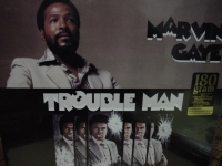 """Marvin Gaye, Trouble Man Soundtrack"" - Product Image"