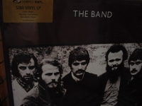 """The Band, S/T - Gold Sticker"" - Product Image"
