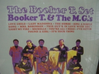 """Booker T & The MGs, The Booker T Set"" - Product Image"