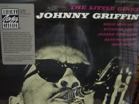 """""""Johnny Griffin, Little Giant"""" - Product Image"""