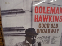 """Coleman Hawkins, Good Old Broadway"" - Product Image"