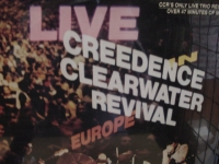"""Creedence Clearwater Revival, Live In Europe"" - Product Image"
