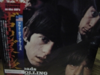 """The Rolling Stones, Out of Our Heads OBI (US Track)"" - Product Image"