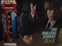 """The Rolling Stones, 12 x 5 OBI"" - Product Image"