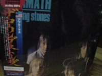 """The Rolling Stones, Aftermath US Tracks OBI"" - Product Image"