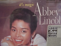 """Abbey Lincoln, It's Magic"" - Product Image"