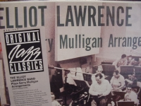 """Elliot Lawrence, Plays Gerry Mulligan Arrangements"" - Product Image"