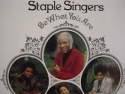 """Staple Singers, Be What You Are"" - Product Image"