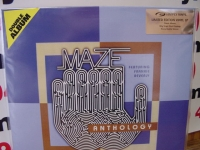 """Maze featuring Frankie Beverly, Anthology (2 LPs, limited stock = CURRENTLY SOLD OUT)"" - Product Image"