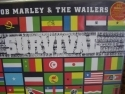 """Bob Marley And The Wailers, Survival"" - Product Image"