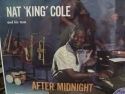 """Nat King Cole, After Midnight - 180 Gram"" - Product Image"