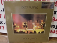 """Deep Purple, Made in Japan (2 LPs, limited stock) - Gold Sticker"" - Product Image"