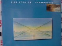 """Dire Straits, Communique (limited stock) - 180 Gram  - Silver Sticker #11"" - Product Image"
