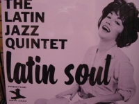 """The Latin Jazz Quintet, Latin Soul"" - Product Image"