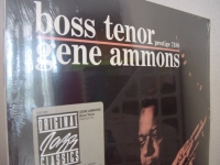 """Gene Ammons, Boss Tenor"" - Product Image"