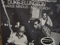 """Duke Ellington, Money Jungle"" - Product Image"