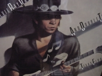 """Stevie Ray Vaughan, Texas Flood"" - Product Image"