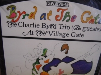 """Charlie Byrd, At The Gate #140"" - Product Image"