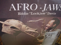 """Eddie Lockjaw Davis, Afro-Jaws"" - Product Image"