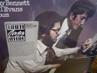 """Tony Bennet & Bill Evans, The Bennet Evans Album"" - Product Image"