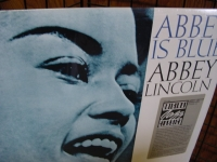 """Abbey Lincoln, Abbey Is Blue"" - Product Image"