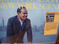 """Benny Golson, New York Scene - CURRENTLY SOLD OUT"" - Product Image"