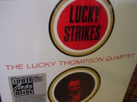 """Lucky Thompson, Lucky Strikes"" - Product Image"