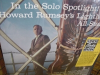 """Howard Rumsey's Lighthouse All-Stars, In The Solo Spotlight"" - Product Image"