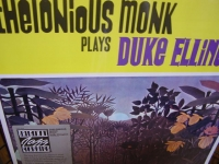 """Thelonious Monk, Plays Duke Ellington"" - Product Image"