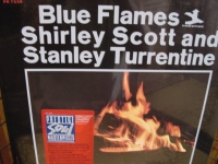"Shirley Scott & Stanley Turrentine, Blue Flames"" - Product Image"