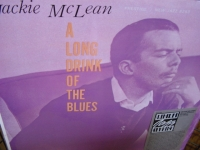 """Jackie McLean, A Long Drink Of The Blues - CURRENTLY OUT OF STOCK"" - Product Image"