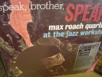 """Max Roach Quartet, Speak Brother Speak - CURRENTLY SOLD OUT"" - Product Image"