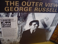 """George Russell Sextet, The Outer View"" - Product Image"