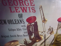 """George Lewis, Of New Orleans"" - Product Image"