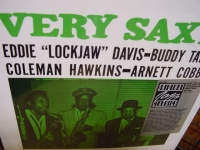 """Eddie Lockjaw Davis, Very Saxy"" - Product Image"