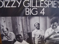 """Dizzy Gillespie, The Big Four #140"" - Product Image"