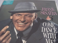 """Frank Sinatra, Come Dance With Me - 180 Gram - LAST COPY"" - Product Image"
