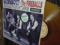 """The Fireballs, Gunshot"" - Product Image"