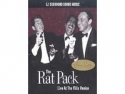 """Frank Sinatra, Dean Martin, Sammy Davis, The Rat Pack - Live and Swingin"" - Product Image"