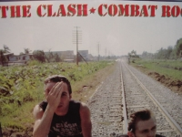 """The Clash, Combat Rock - 180 Gram"" - Product Image"